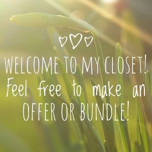 Feel free to make an offer or bundle!